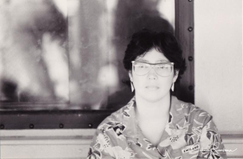 Jennie Santana Ferry S.I. BW
