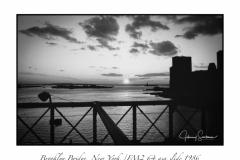 Brooklyn Bridge N.Y. BW 1986