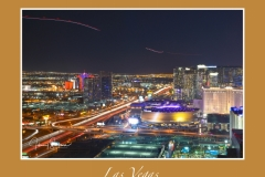 Las Vegas from Delano Hotel
