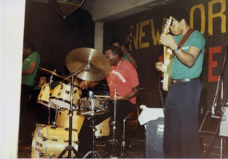 Elvin Jones - The New Morning Festival Geneva 1979