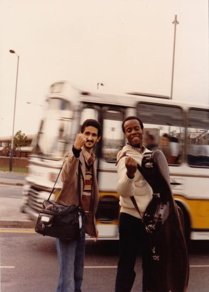 Heathrow Airport London 1980