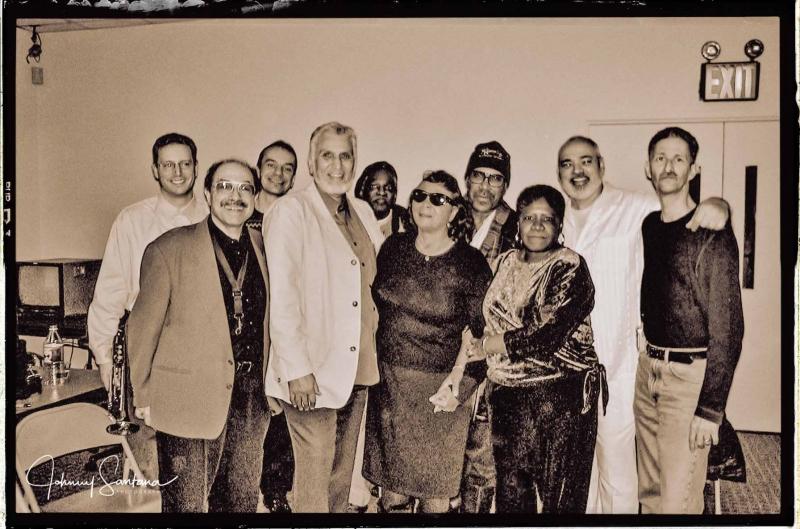 Tribute to Mongo Santamaria at the Shomburg 2003