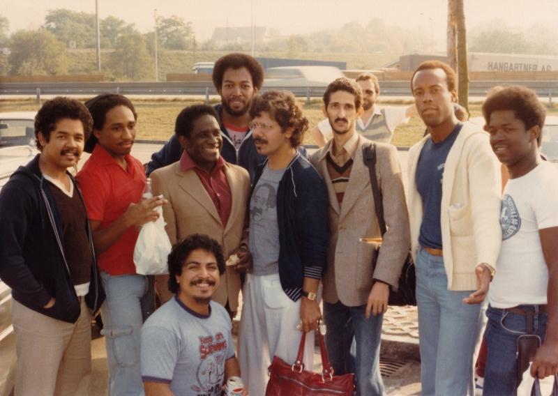 Mongo Santamaria Band & Chick Corea Geneva Switzerland 1980