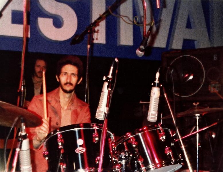 New Morning Festival Geneva Switzerland 1979