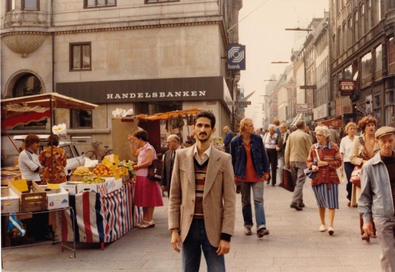 Stockholms Handelsbank Europe during Mongo Tour 1979