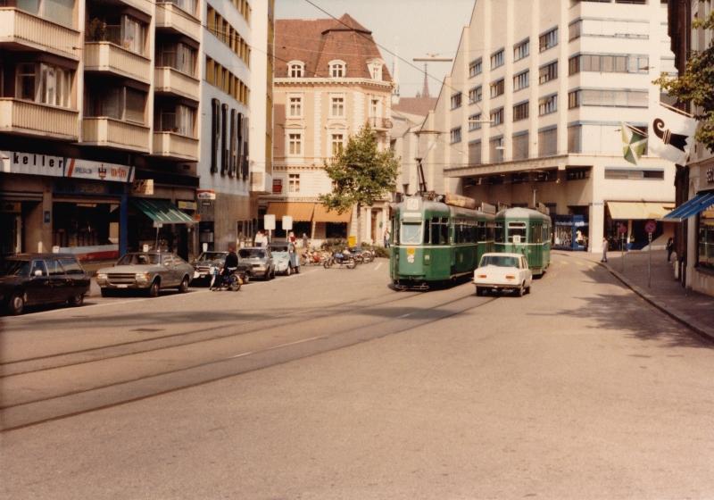 Zurich, Europe during Mongo Tour