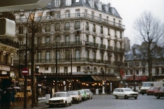 Place de la République Paris France 1979
