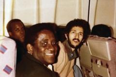 Allen Hoist, Mongo Santamaria, Johnny Santana