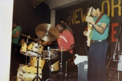 Elvin Jones - The New Morning Festival Geneva 1979