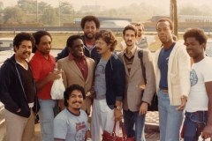 Mongo Santamaria Band & Chick Corea Geneva Switzerland 1980
