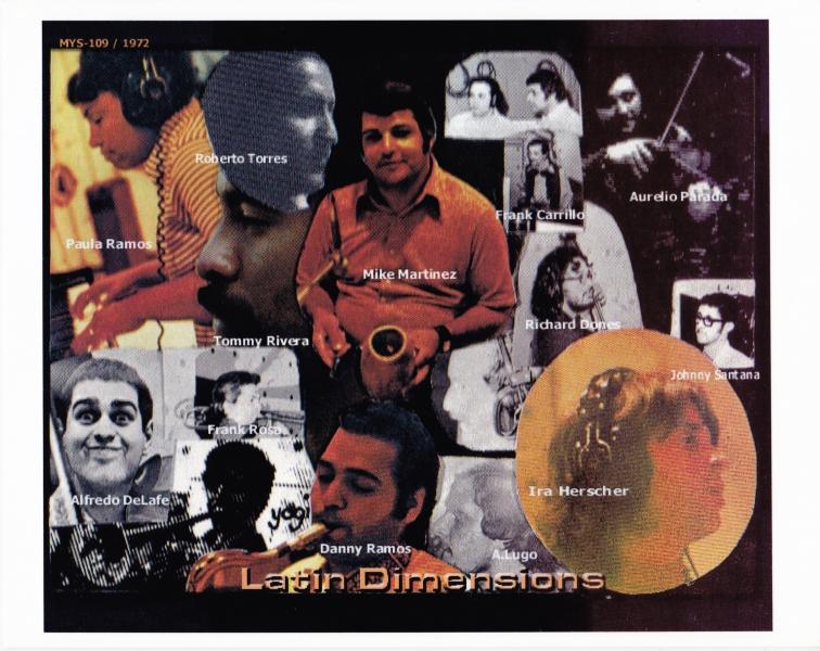 Latin Dimensions - Album photo with me 1972_20180430_0001