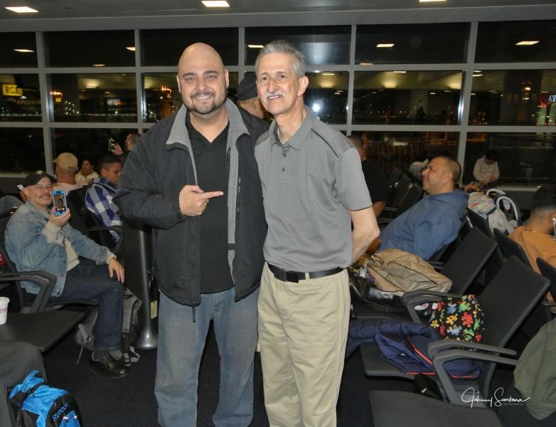 Kevin Rodriguez, Johnny Santana - Kennedy Airport 2017