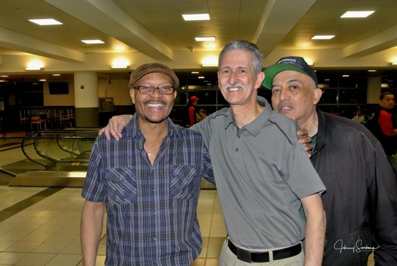 Ray Martinez, Johnny Santana, Junior Vega - Kennedy Airport 2017