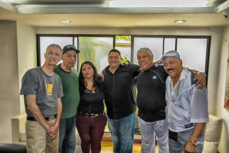 Hotel 33 Conquest Medellin- Johnny, Junior, Fan, David, Freddie & Papo