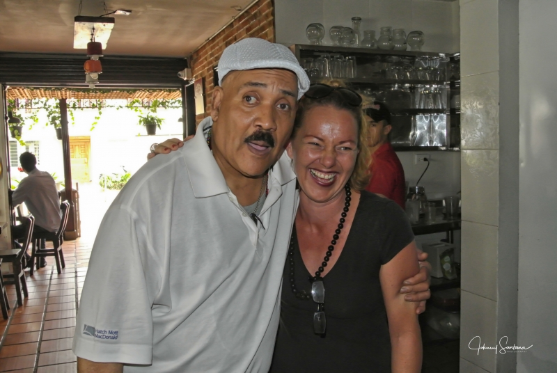 Papo Pepin, Isabelle Roch- Medellin 2017