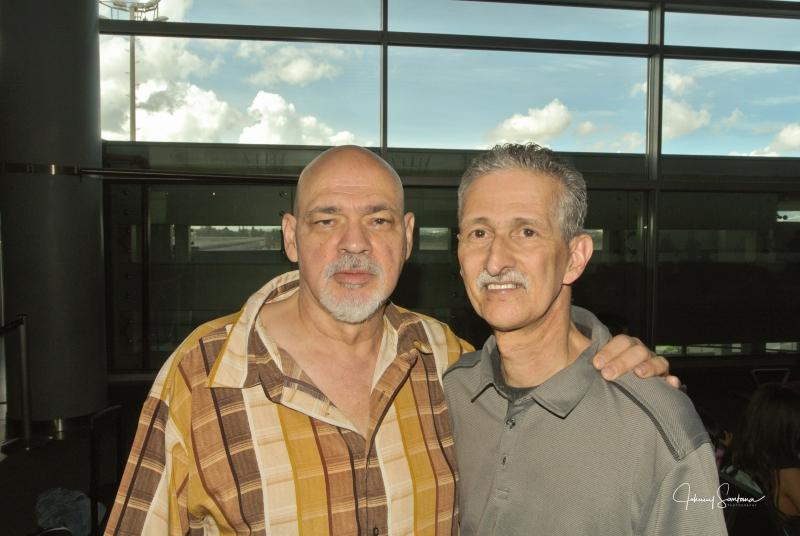 Louis Bauzo & Johnny Santana - Kennedy Airport 2017