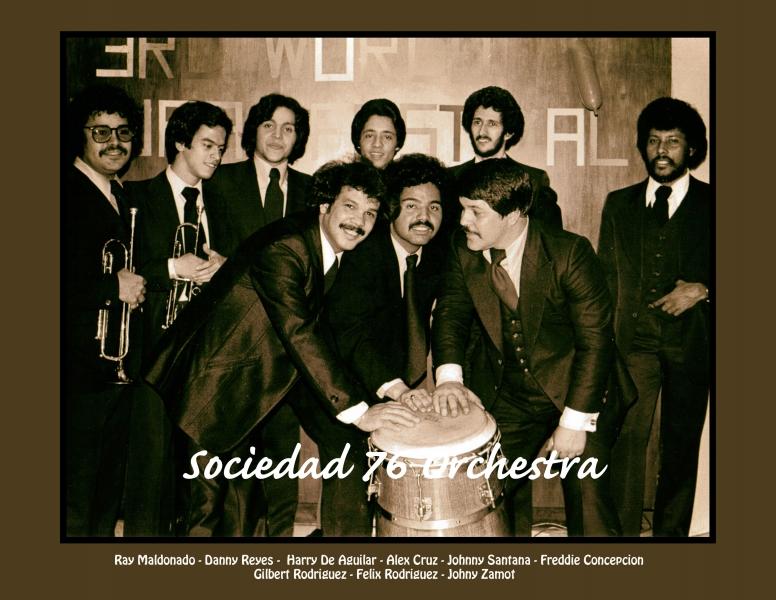 Sociedad 76 Orchestra BW group - Copy