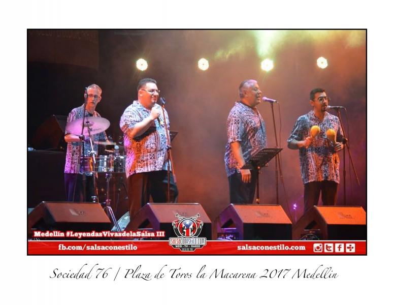 Sociedad 76 Plaza de Toros Medellin 10