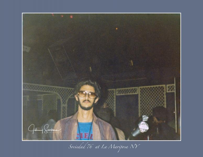 Sociedad 76 at  La Mariposa  7