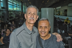 Johnny Santana & Wilson Chembo Corniel -Kennedy Airport 2017