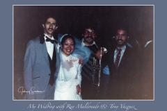 My Wedding with Ray Maldonado BD blue