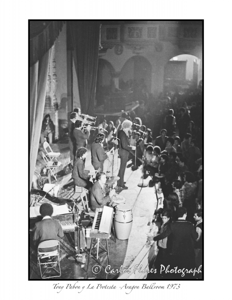 Aragon Ballroom BW BD-3