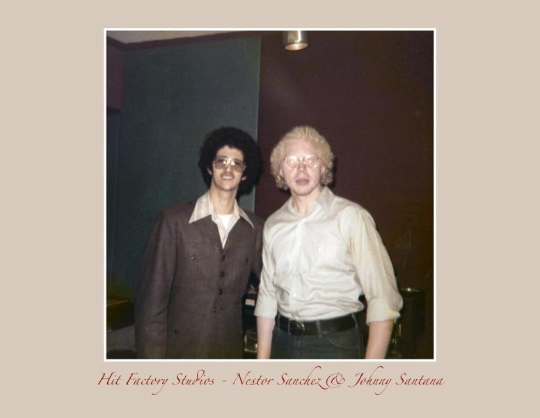 Hit Factory Studios -Nestor & Johnny 1973