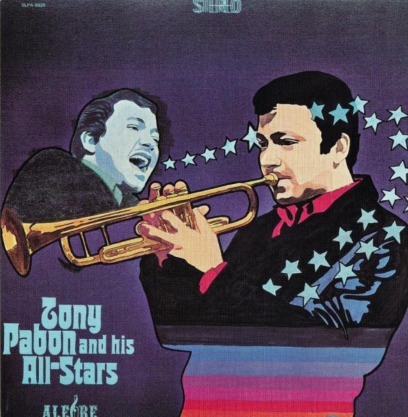 TONY PABON & ALL STARS LP