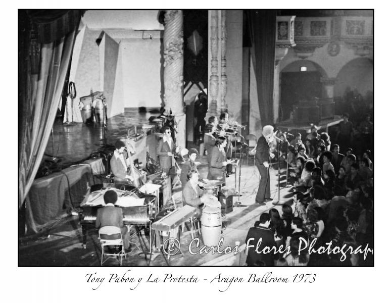 Tony Pabon - Aragon Ballroom 1973 # 4
