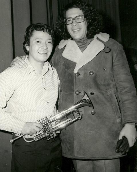 Tony Pabon & Ray Barretto
