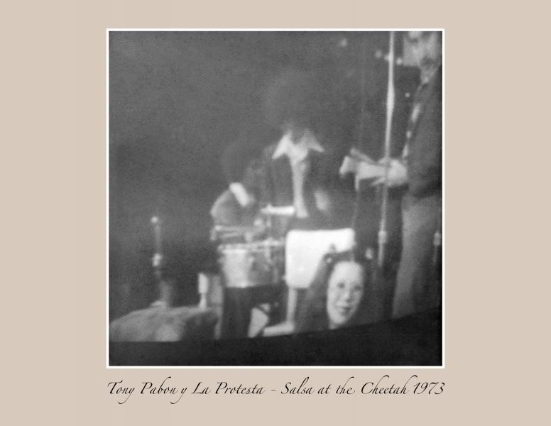 Tony Pabon -Salsa at the Cheetah 1973 -3