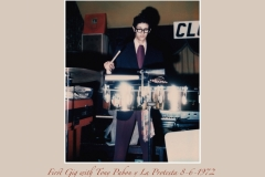 First-Gig-with-Tony-Pabon-9-6-1972
