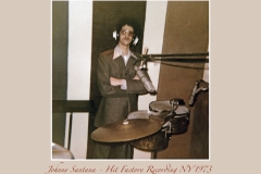 Johnny Santana - Hit Factory NY 1973