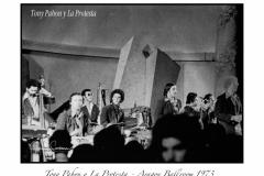 Tony Pabon Aragon Ballroom 1973