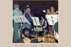 Tony Pabon y La Protesta - The Cheetah 1973